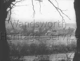 Newlands Farm, Roehampton Vale-  C1885