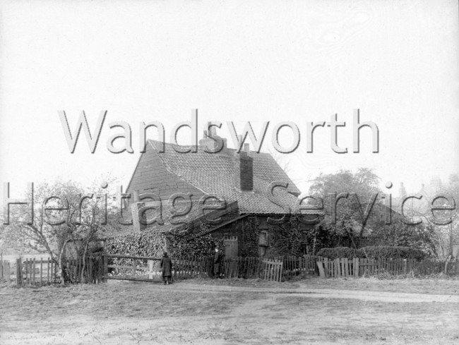 Warren Farm, Lower Common, Putney, –  C1910