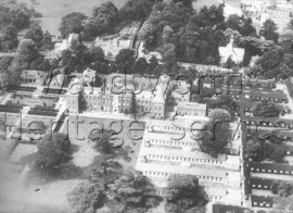 Queen Mary Hospital, Roehampton Lane, –  C1955
