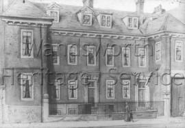 Chatfield house, Putney High Street  1887- 1887