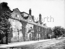 Fairfax House, Putney High Street – 1878
