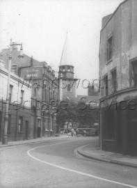 St Mary's Church, Battersea- 1962
