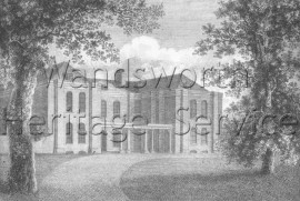 Lime Grove, Putney Hill  1800- 1800