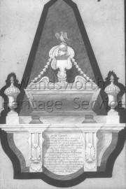 St  Mary's Church, Battersea- c1800