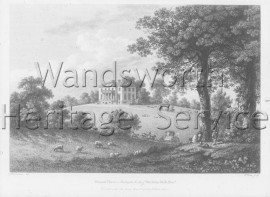 Mount Clare, Minstead Gardens- 1784