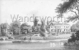Roehampton Grove, Roehampton Lane- 1804