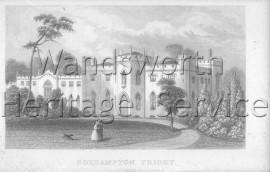Roehampton Priory-  C1825