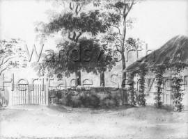 Tibbett's Lodge, Tibbett's Corner  –  C1850