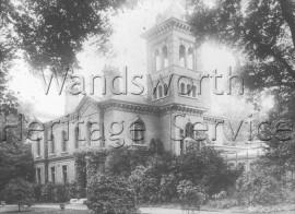 Tower House, St  John's Avenue  –  C1925