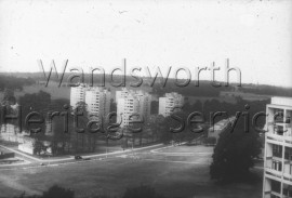 Alton Estate, Tunworth Crescent- 1960