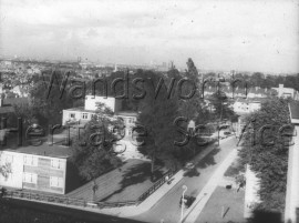 Ashburton Estate, Cortis Road- 1960