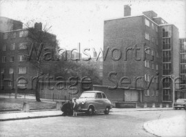 Ashburton Estate, Hayward Gardens- 1960