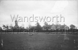 Windmill, Wimbledon Common  –  C1915