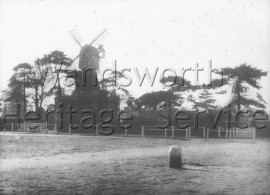 Windmill, Wimbledon Common  – 1946