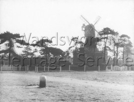 Windmill, Wimbledon Common  –  C1930