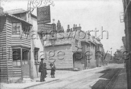 The Angel, Roehampton High Street, –  C1900