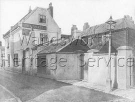 The Castle, Putney Bridge Road  –  C1880