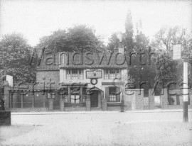 The Green Man, Putney Heath, –  C1930