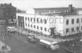 South Western Magistrate's Court, Lavender Hill- 1964