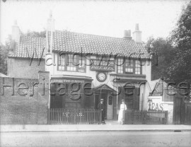 The Green Man, Putney Heath- 1900