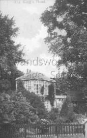 The King's Head, Roehampton High Street  –  C1885