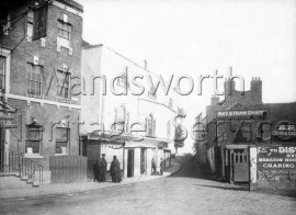 The Red Lion, Putney High Street- 1881