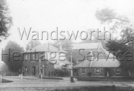 The Telegraph Arms, Putney Heath, –  C1900