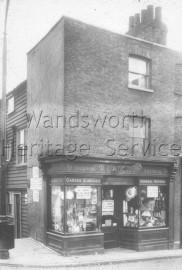 Addison, W L , ironmonger, 26, Roehampton High Street- 1947