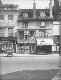 W Field, photographer, 9 Putney High Street- c1890