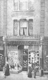 J Till & Co , Milliners, 140 Putney High Street- C1910