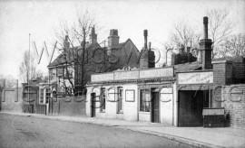 2 & 3 Green Man Cottages, Putney Heath –