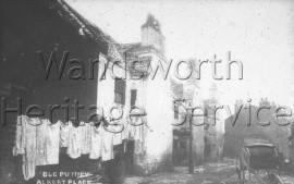 Albert Place, Putney High Street- 1878