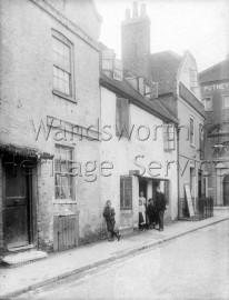 Brewhouse Street – 1912