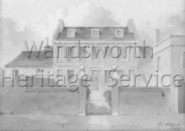 Battersea High Street- 1829
