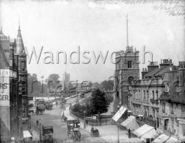 Putney High Street  – 1904
