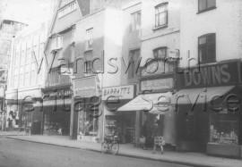 Putney High Street  –  C1960