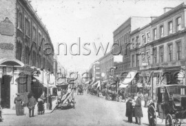 Putney High Street  –  C1895