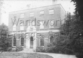Battersea Rise House –  C1890