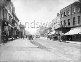 Putney High Street- 1878