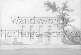 Bolingbroke Grove- c1820