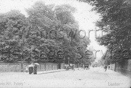 Putney Hill  –  C1895