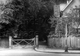 Putney Park Lane- 1924