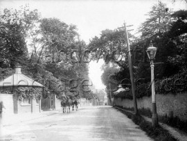 Roehampton Lane-  C1900