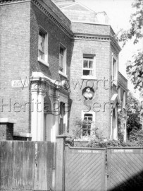 Gilmore House, Clapham Common North Side- 1950