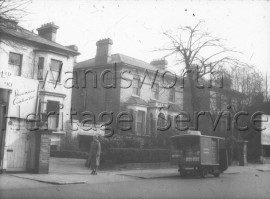 Upper Richmond Road- 1962