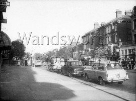 Upper Richmond Road- 1960