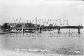 The Iron Bridge, Putney