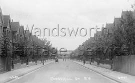 Corsehill Street