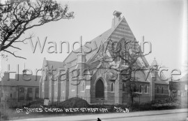 St James Church west Streatham