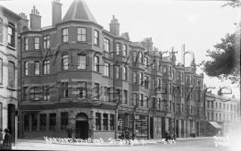 Harvard Mansions, St John's Hill